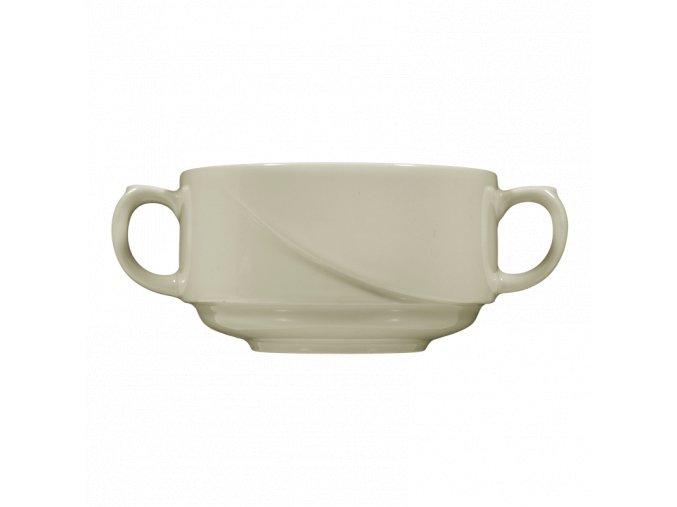 Seltmann luxor fine cream miska na polévku, 6ks (Objem 0,30 l)