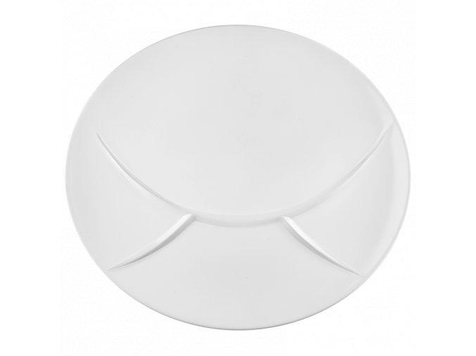 Seltmann meran talíř fitnes dělený, 2ks (Průměr 34 cm)