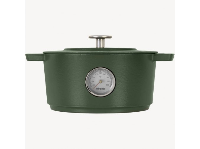 5d6f9a381698646229fcef96 Dutch Oven Thermometer Green 24 CM multi 1