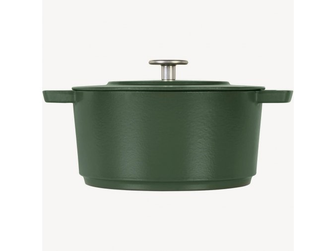 5d6f96ab1698640696fcdd6b Dutch Oven Green 24 CM multi 1