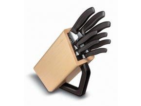 Blok s 8-dílnou univerzální sadou nožů Victorinox