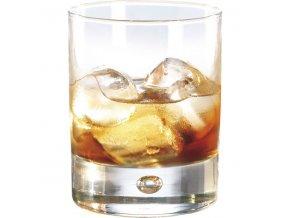 Durobor Disco Sklenice sklenička na whisky cejch 2+4cl, 6 Kusů