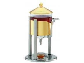 Frilich Elegance dávkovač medu zásobník na med  Gold 1kg medu pro bufet snídaně