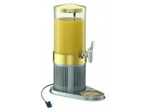 Frilich Elegance výdejník dávkovač na nápoje juice 5 l elektrický 230V Gold