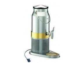 Frilich Elegance výdejník dávkovač na nápoje Mléko 5 l elektrický 230V GOLD