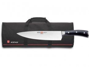 Kuchařský nůž Wüsthof čepel 23cm CLASSIC IKON  + Mapa ZDARMA