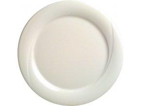 Seltmann Luxor Fine Cream Talíř mělký 17 cm Luxor Fine Cream, 6 Kusů