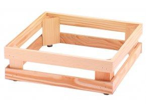 Podstavec RAISER Wood výška 10cm
