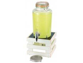 Zásobník na nápoje RAISER set 8L, Vintage