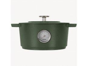 5d6f9a381698646229fcef96 Dutch Oven Thermometer Green 24 CM multi 1