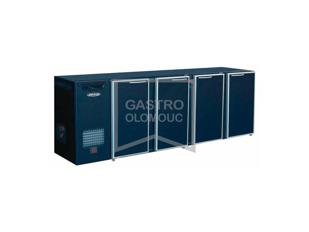Chladící stůl barový Unifrigor BSL - 4x