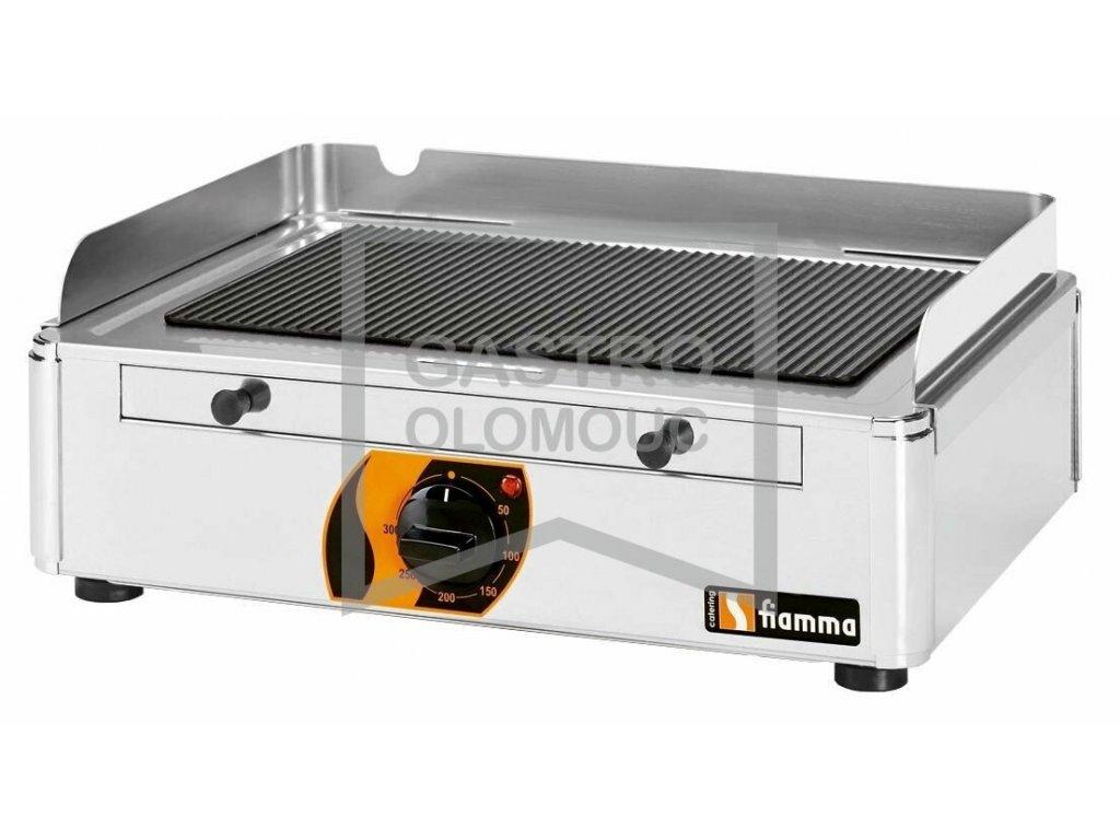 Sklokeramická grilovací deska Fiamma CG6 Infrared