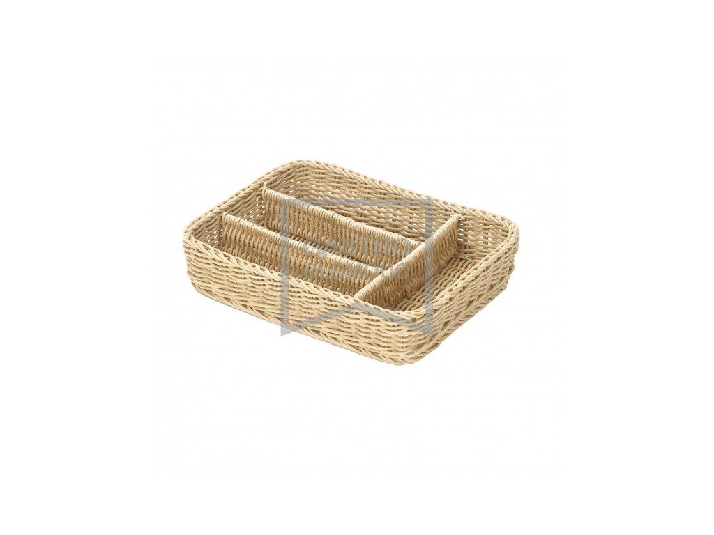 Košík na příbory
