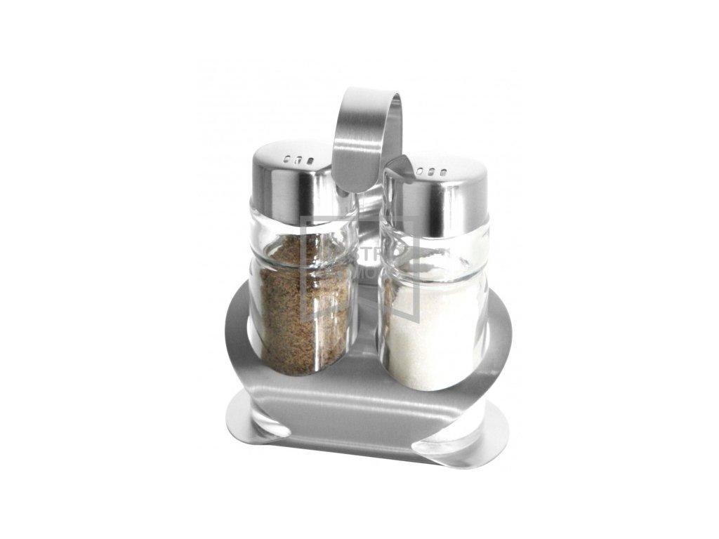 Menážka pepř & sůl set