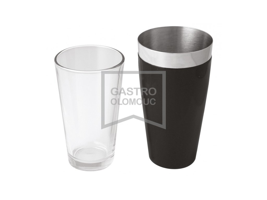 Shaker Boston + sklo