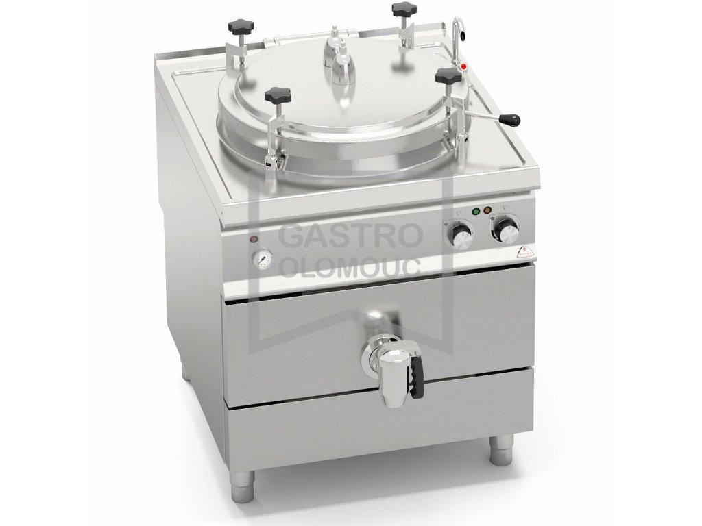 Elektrický dvouplášťový tlakový kotel SE9P15lA