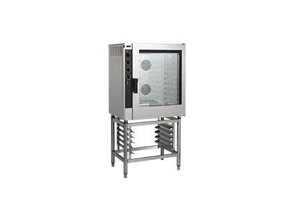 EPM 1011 E - Konvektomat el. 10x GN 1/1 manuální, nástřik 400 V