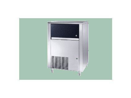 IMC 13065 W - Výrobník ledu chlazený vodou kostkový led 18 g 130 kg/24h