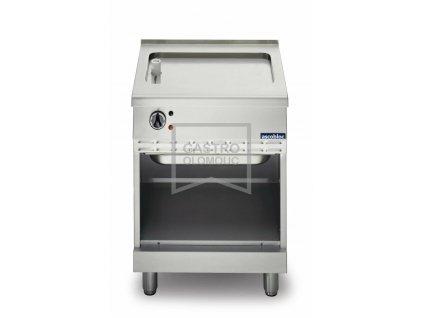 Elektrická grilovací deska Ascobloc SEB 240 a SEB 260