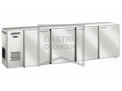 Chladící stůl barový Unifrigor BS - 4x