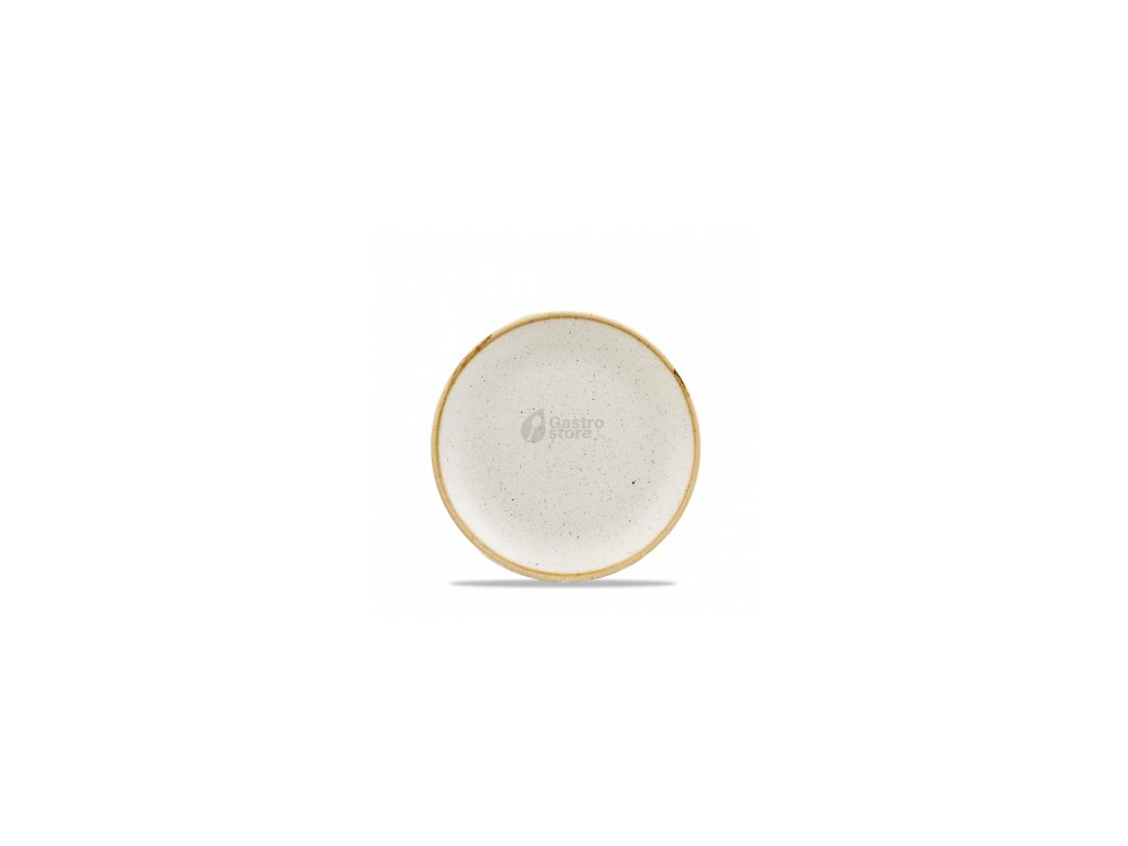 CHURCHILL Stonecast - Barley white 16,5 cm Talíř mělký