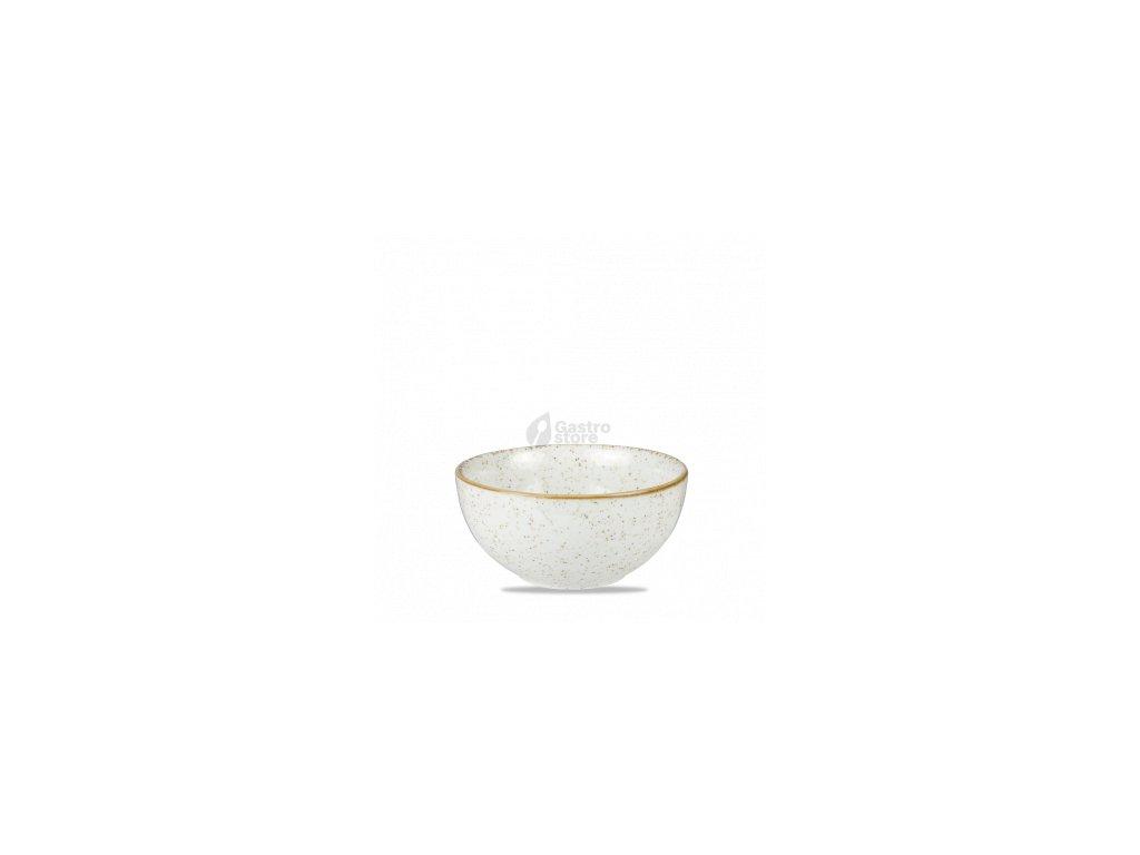 CHURCHILL Stonecast - Barley white 13,2 cm Polévková miska