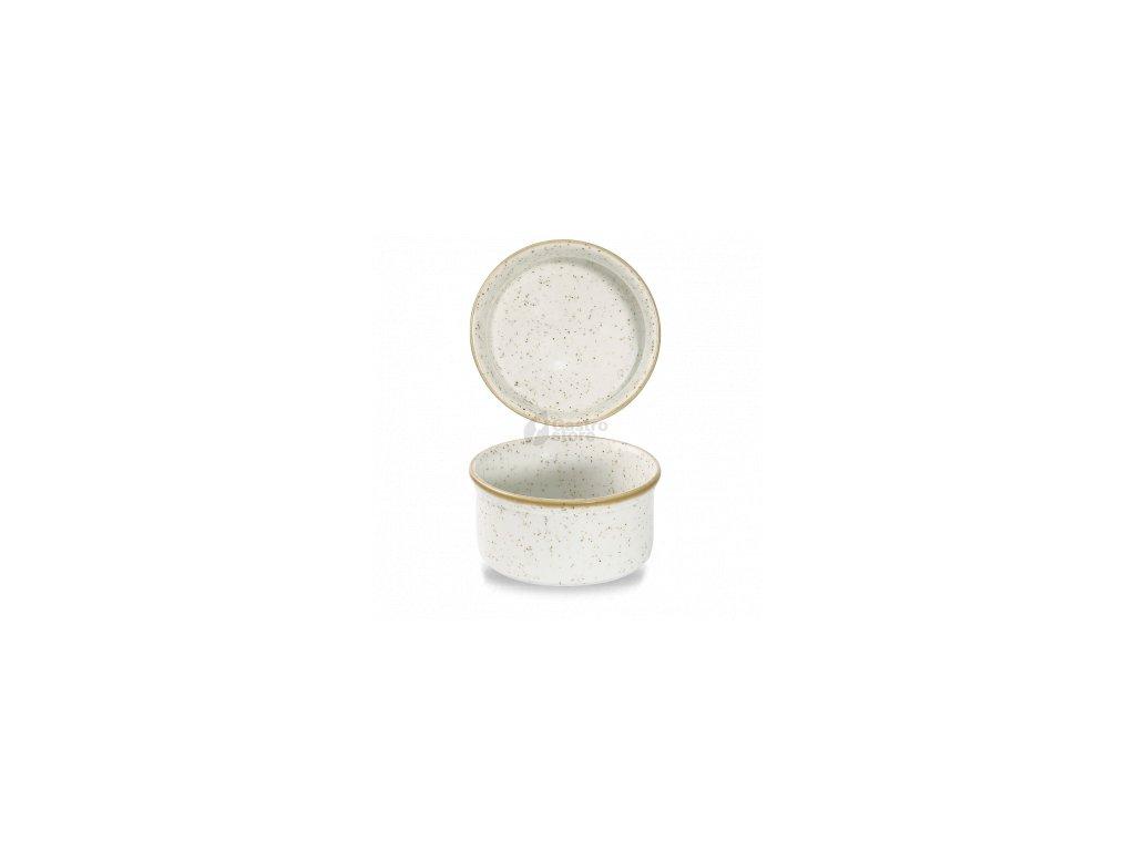 CHURCHILL Stonecast - Barley white 9 cm Miska ramekin