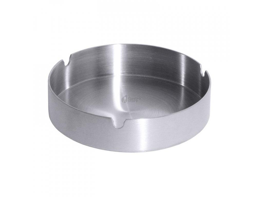 CONTACTO Popelník ocelový 120x30 mm