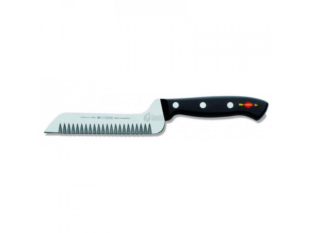 Fr. Dick Dekorativní nůž se zahnutou rukojetí 12 cm