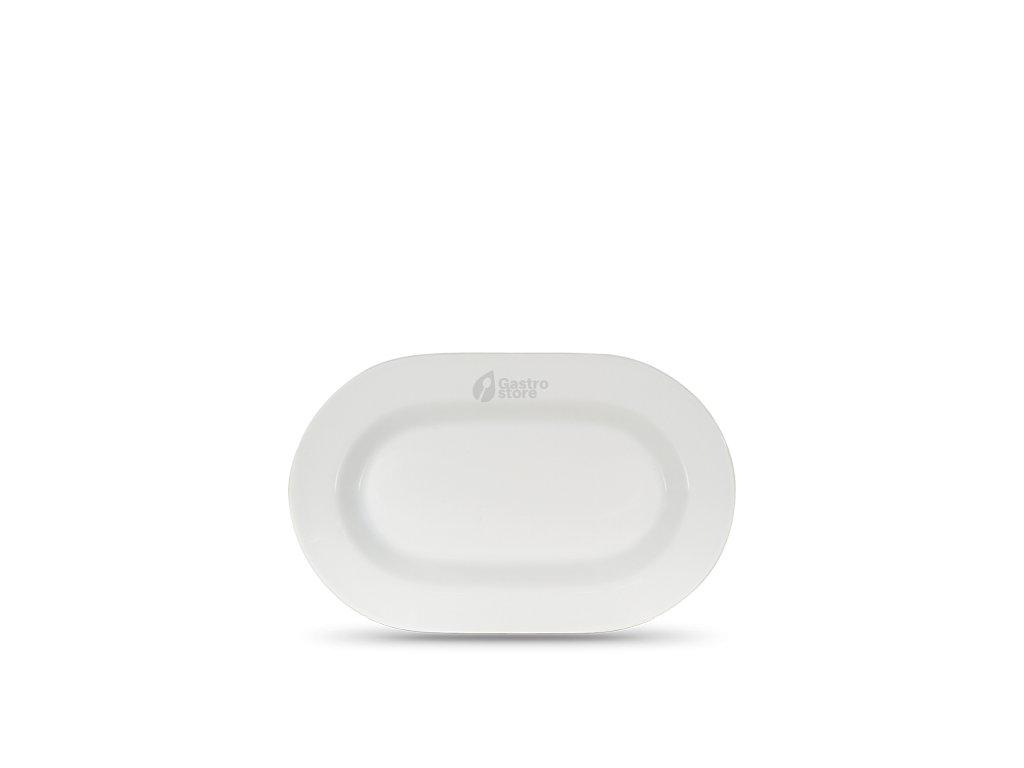 Connect Platte Fahne oval