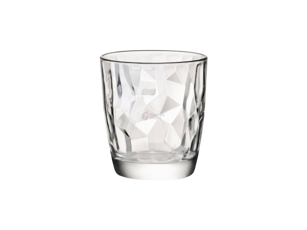 Bormioli Rocco Sklenice Diamond 305 ml čirá 6 ks