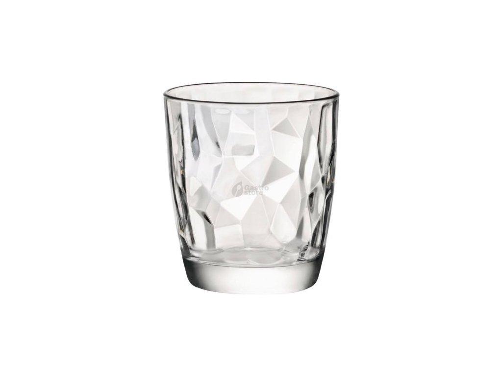 Bormioli Rocco Sklenice Diamond 305 ml čirá