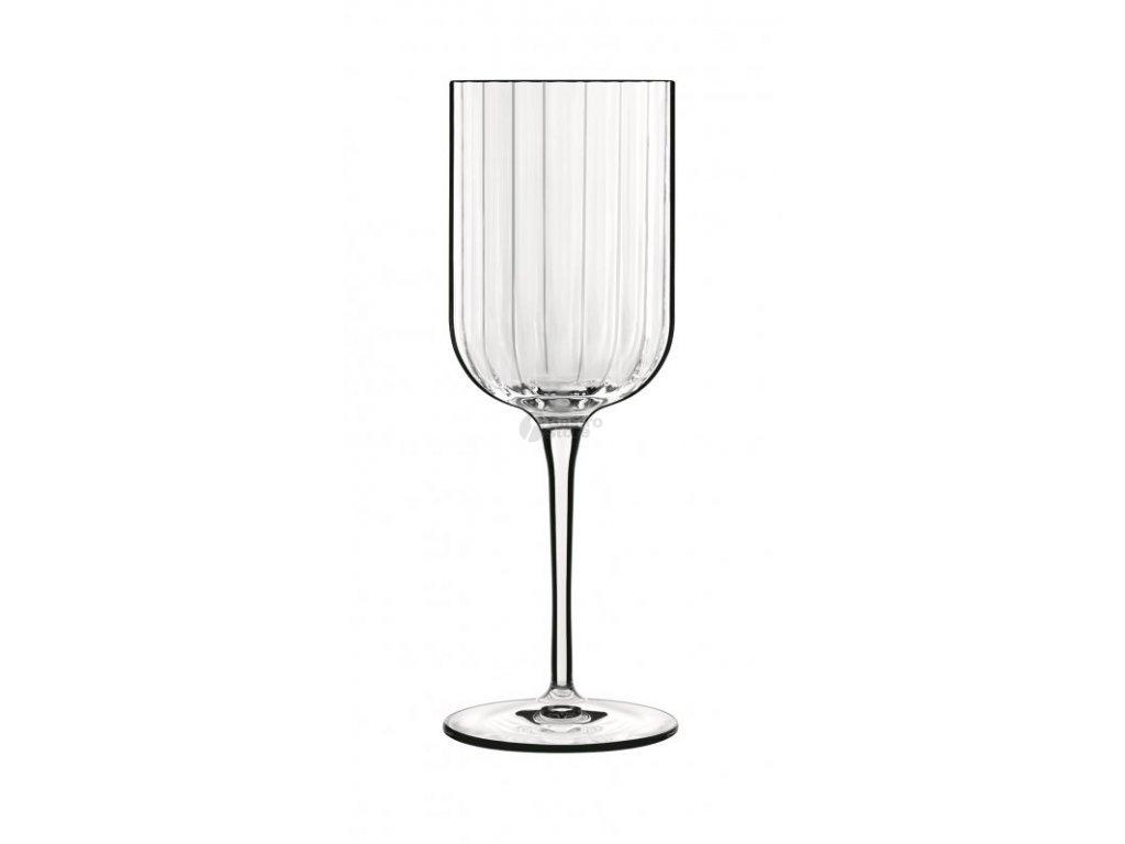 15766 sklenice na vino bach red wine luigi bormioli 400ml 4ks