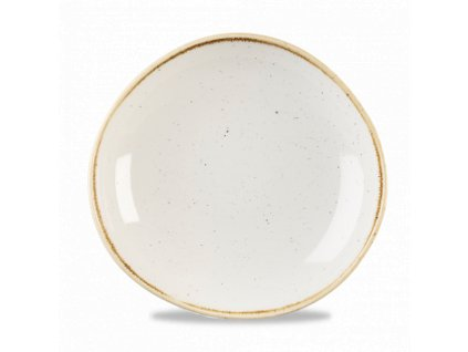 CHURCHILL Stonecast - Barley white 25,3 cm Mísa Organic