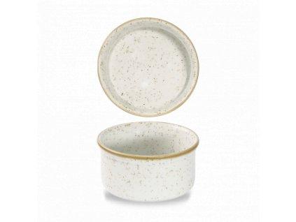 CHURCHILL Stonecast - Barley white 7 cm Miska ramekin