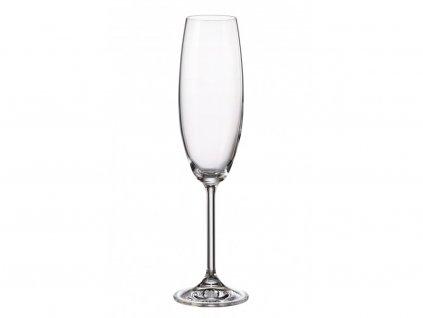Bohemia Crystal - Sklenice na sekt Gastro 230 ml