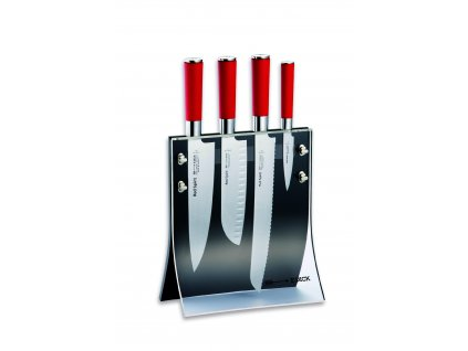 F. Dick Magnetický stojan Dick na nože s noži ze série Red Spirit
