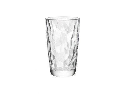 vyr 11882 Bicchiere Diamond Cooler Trasparente