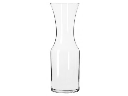 arcoroc elegant glass carafe 1l 6 pieces