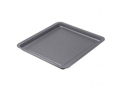 Contacto plech ocelový, teflonový povrch, 39,5x35,5x2,5 cm
