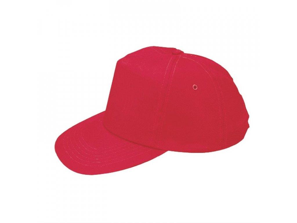 Whites červená baseballová čepice