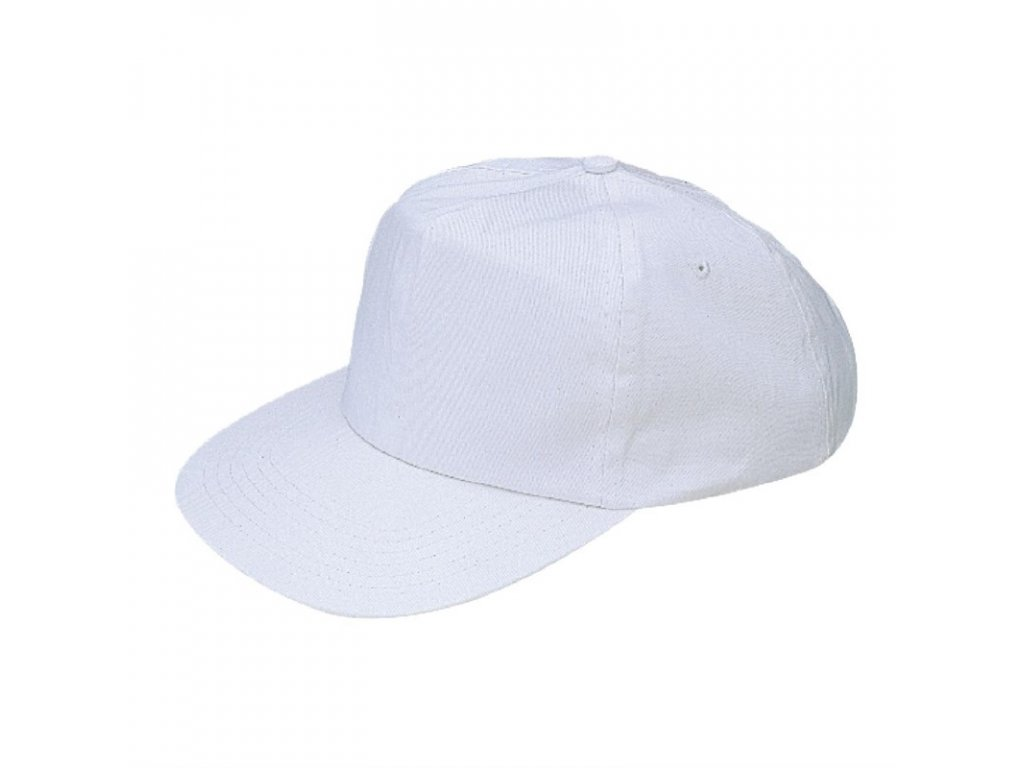 Whites bílá baseballová čepice