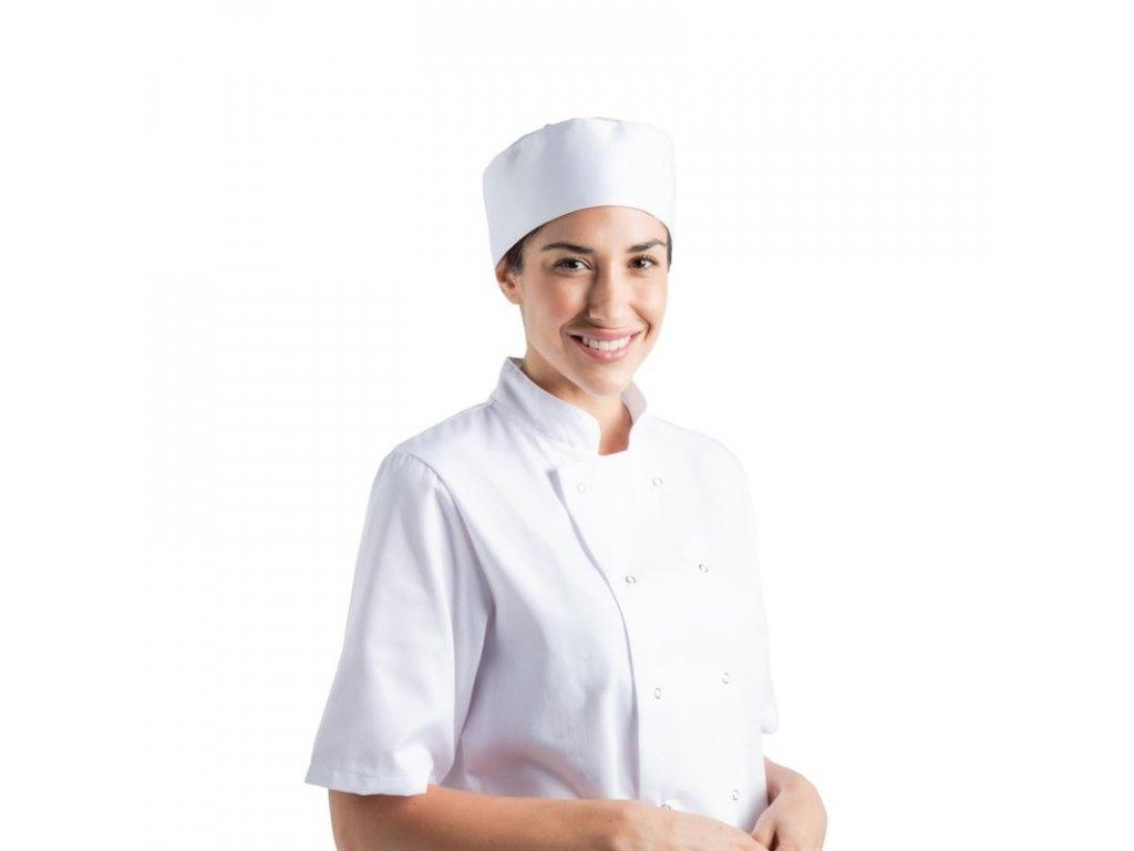 Chef Works čepice Cool Vent™ bílá