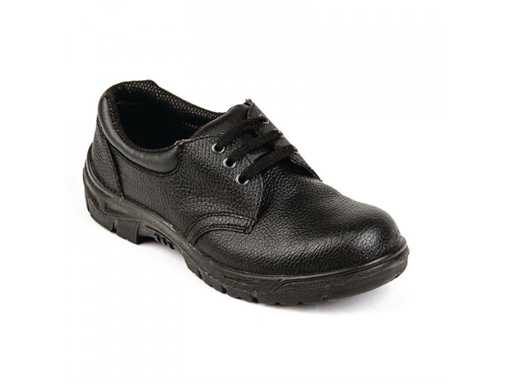 Slipbuster unisex bezpečnostní boty černé