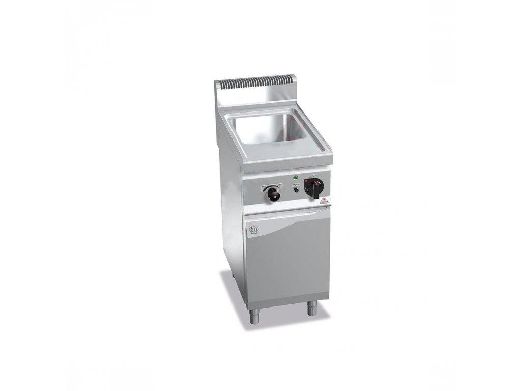 Bertos plynový varič cestovín 30l