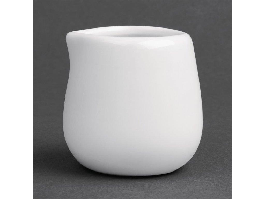 Olympia džbánky Whiteware na smetanu a mléko 43ml