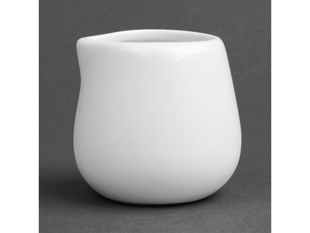 Olympia džbánky Whiteware na smetanu a mléko 85ml