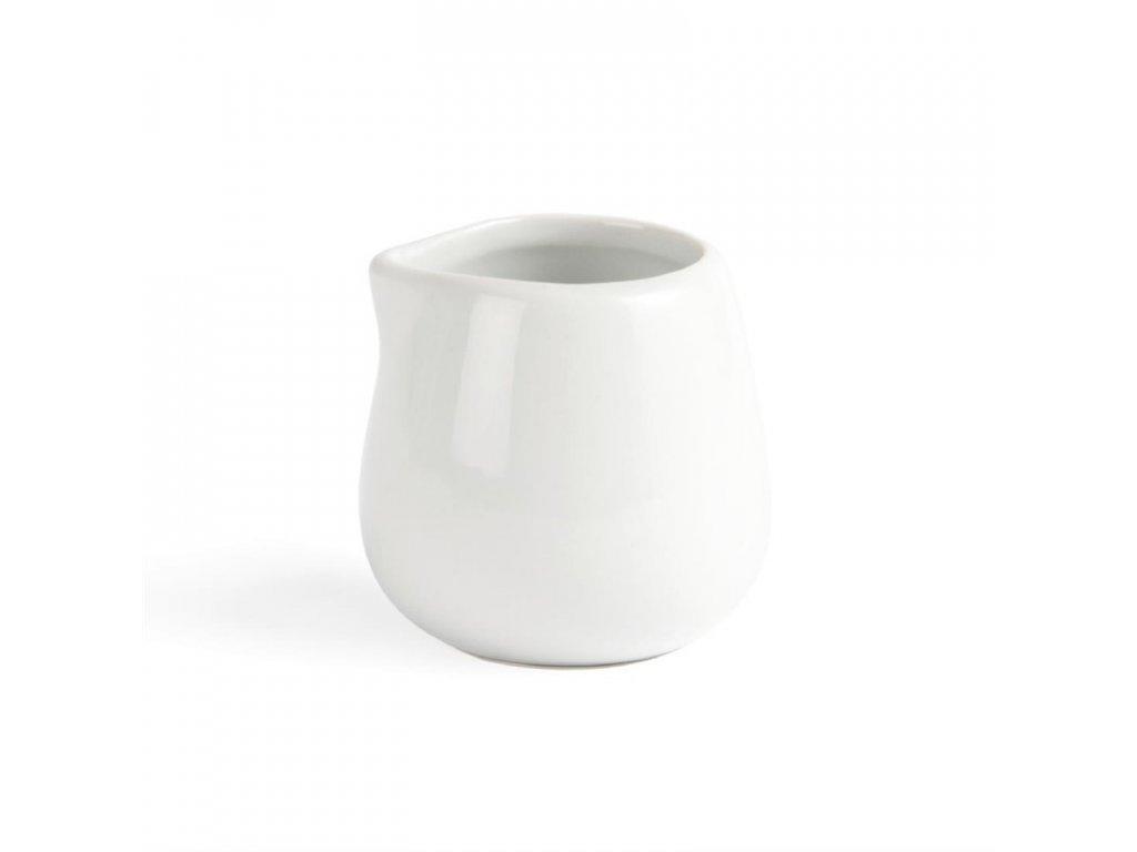 Olympia džbánky Whiteware na smetanu a mléko 228ml