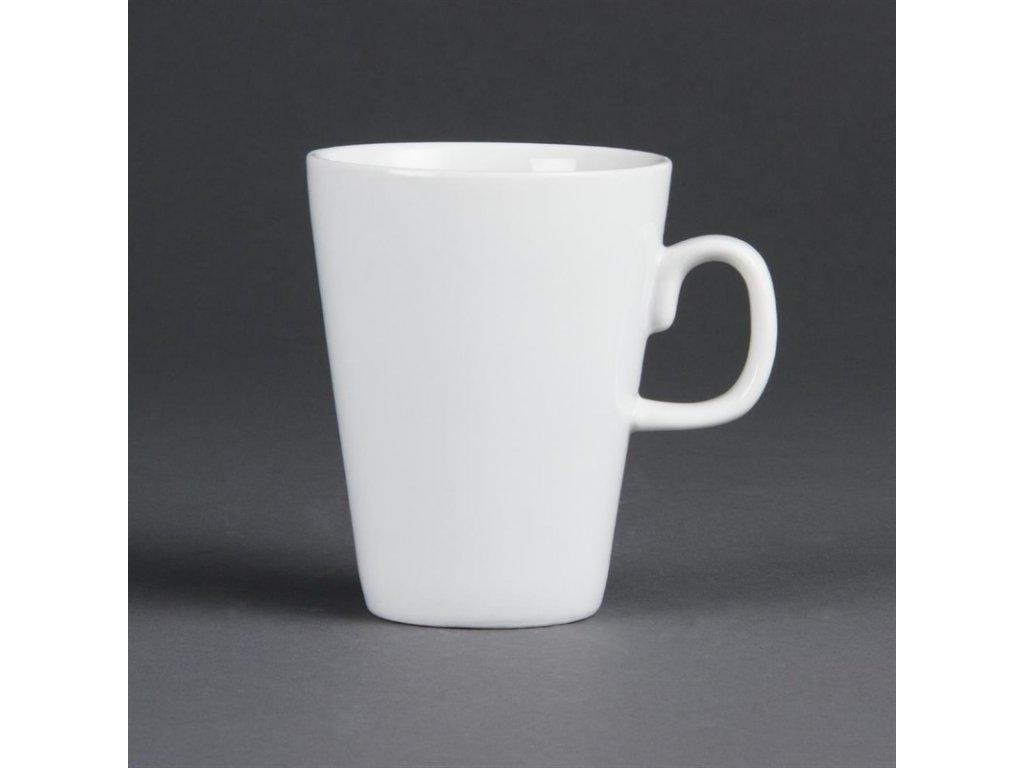 Olympia hrnky na latte Whiteware 285ml