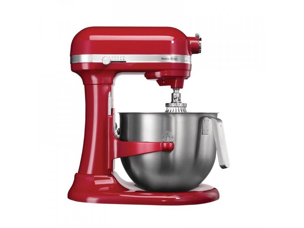 KitchenAid profesionální mixér červený
